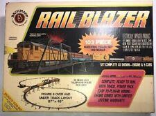 Electric HO Train Set Bachmann Rail Blazer Vintage Train Set 40-477 Rare