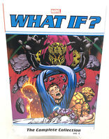 What If? Classic Complete Collection Vol 4 Collects #36-47 Marvel Comics TPB NEW