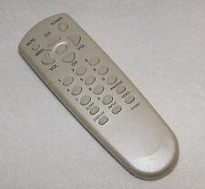 Original Daewoo TV Remote Control . R-43A07 . w/ Battery Cover . Color: Pearl