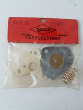 Ford Anglia 105E 997cc 1963 - 1966 Solex Carb Type 30 PSE 1 Diaphragm Kit