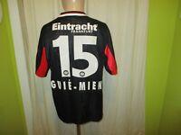 """Eintracht Frankfurt Puma Trikot 1998/99 """"Viag Interkom"""" + Nr.15 Gui-Mien Gr.S- M"""