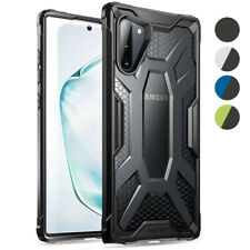 Galaxy Note 10 Plus / Note 10 / A70 Case Poetic Clear Bumper Protective Cover