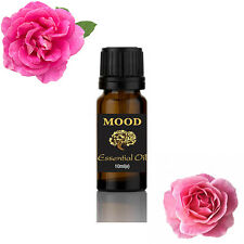 Mood Essentials Natural Pure 10ml Essential Oils Aromatherapy Fragrance Rose