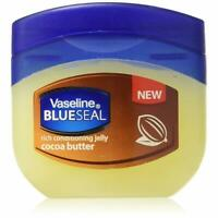 RICH CONDITIONING JELLY VASELINE BLUESEAL, COCOA BUTTER - 250 ML, FREE SHIPPING