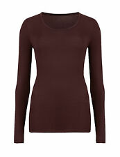 Scoop Neck Plus Size Casual Tops & Shirts for Women