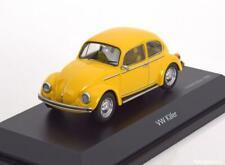 1:43 Schuco VW Beetle 1200 Sunny Bug yellow