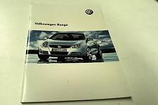 2007  VW Volkswagen  Sales  Brochure BEETLE GOLF POLO etc