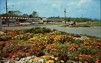 Jekyll Island Shopping Center ~ Georgia GA ~ 1960s cars ~ B&D ? Supermarket