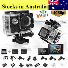 1080P HD 4K WIFI 2.0'' SJ8000 Sports Action DV Camera Waterproof Sony SENSOR AU