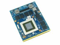 Nvidia GeForce GTX 880M 8GB DDR5 MXM 3.0 Type B for Alienware Clevo