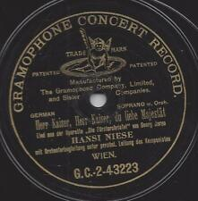 Musik k97 Decca Neuaufnahmen Oper Operette Konzert 7.folge 1951 Katalog