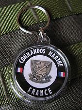 Porte clés - COMMANDOS MARINE FRANCE - marine nationale COS BFST arktis