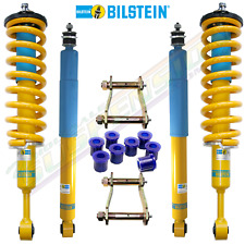 HOLDEN COLORADO RG 12- 2INCH-50MM BILSTEIN SUSPENSION KIT WITH EXTENDED SHACKLES
