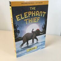 The Elephant Thief by Jane Kerr ***Free Shipping for Each Added Trade PB
