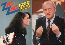 Pubblicità Advertising Werbung 1984 CANALE 5 ZIG ZAG Raimondo Vianello