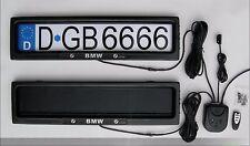 Euro license registration plate hide stealth car number roller shutter cover reg
