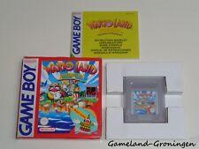 Nintendo Gameboy Game: Super Mario Land 3 Wario Land CLAS [PAL] (Complete) [FAH]