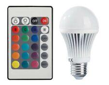 LED RGB E27 Leuchtmittel 3 Watt Farbwechsler Bulb Fernbedienung Glühbirne
