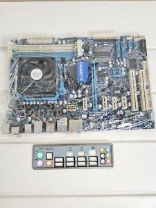 Gigabyte GA-MA770T-UD3 Motherboard + CPU AMD Phenom, X5 PCIEX (GPU)