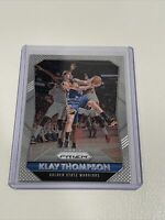 2015-16 Panini Prizm Prizms Silver #180 Klay Thompson Golden State Warriors