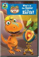 Dinosaur Train: What's At The Center Of The Earth [New DVD]