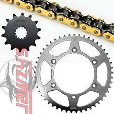 SunStar 520 XTG O-Ring Chain 14-42 T Sprocket Kit 43-7380 for Yamaha