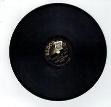 78T 20 cm COPPELIA Délibes Disque Phono Orchestre Symphonique ELDORADO 131 RARE