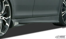 RDX minigonne AUDI a4 b5 gonne SPOILER BARRE destra sinistra rdsl 202