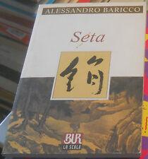SETA - ALESSANDRO BARICCO - rizzoli 2002