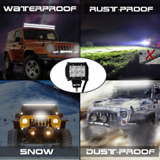 LED LIGHT Flood SPOT LAMP OFFROAD BOAT UTE CAR TRUCK SUV 18W 1800 LUMENS