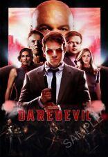 Daredevil Marvel TV Series Poster Print T425 A4 A3 A2 A1 A0|
