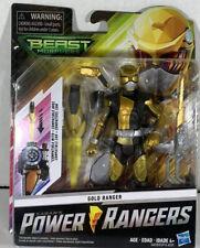 POWER RANGERS LA FOUDRE COLLECTION Beast Morphers Gold RANGER Action Figure