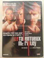Le talentueux Mr Ripley DVD NEUF SOUS BLISTER Matt Damon - Gwyneth Paltrow