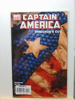 Captain America #25 Director's Cut Special Edition Marvel Comics vf/nm CB2371
