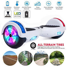 Dual 300W Motors Smart Hoverboard Electric Scooter For Kids Adults Gift Ul2272