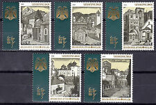 GREECE MOUNT ATHOS (Agion Oros) 2008 2nd Issue SET MNH - FREE SHIPPING