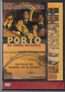 PORTO DA MINHA INFANCIA (PORTO OF MY CHILDHOOD R2 DVD PORTUGESE IMPORT OLIVEIRA