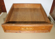Junk Drawer Wood Box for Farmhouse Pinterest DIY Projects Large 19 x 17 x 4