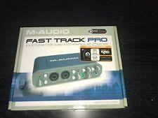 M-Audio Fast Track Pro Digital Recording Interface