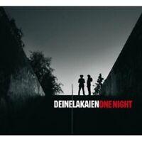 "DEINE LAKAIEN ""ONE NIGHT"" CD SINGLE NEU"