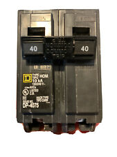 40 amp 2 pole circuit breaker