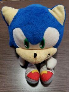 Tomy Big Head Sonic Boom, Sonic The Hedgehog BigHead Stuffed Plush Toy ©Sega
