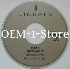 2003 FORD EXPEDITION XLT EDDIE BAUER NAVIGATION MAP DISC CD 6 OHIO VALLEY PA TN