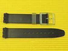 ORIGINAL Swatch Chrono - LE BLEU - Armband 17mm Kunststoff - ASCN117
