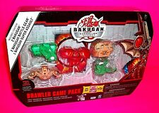 BAKUGAN Gundalian Invaders Brawler Game Pack Bakugan Battle Gear, Super Assault
