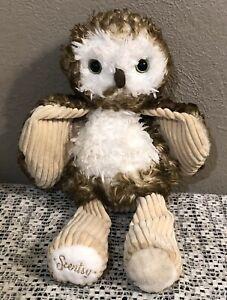 "SCENTSY BUDDY Oakley The Owl 13"" Plush Forest Animal Woodland Bird Nursery-EUC!"