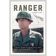 Ranger: A Soldier's Life by Ralph Puckett, D. K. R. Crosswell (Hardback, 2017)