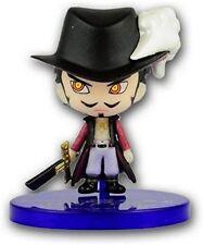 One Piece Ocean Blue Deformeister Petit Trading Figure-Mihawk