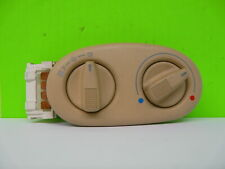 Control Panel Heating / a/C Light Beige Rear 7M0959531 8YS 95NW18549CBT5EF