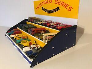 Matchbox A Moko Lesney product, 3 Step Display Unit